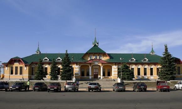 ЖД Вокзал ЖД вокзал Орск